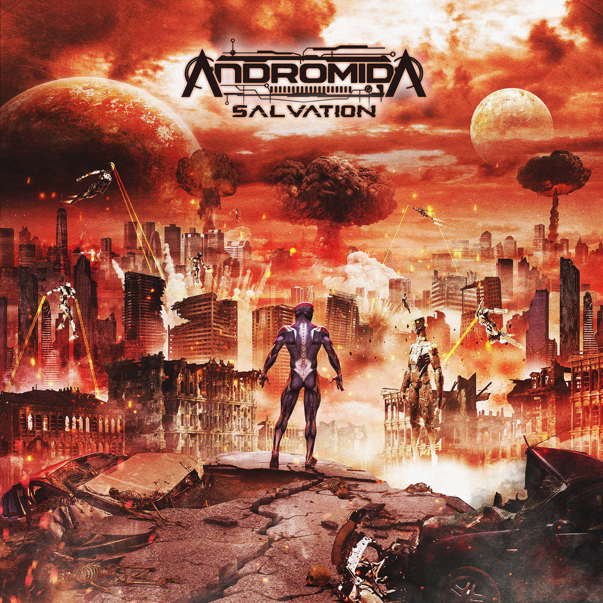 Salvation by Andromida