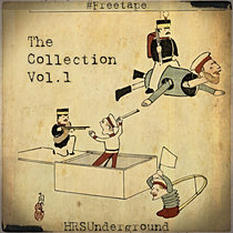 The Collection Vol.1 (#Freetape) cover art
