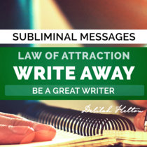 Write Away - Subliminal Affirmations cover art