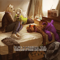 A Musical Tail: One Weekend cover art