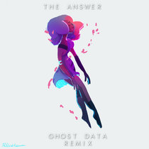 aivi & surasshu - The Answer (GHOST DATA Remix) cover art