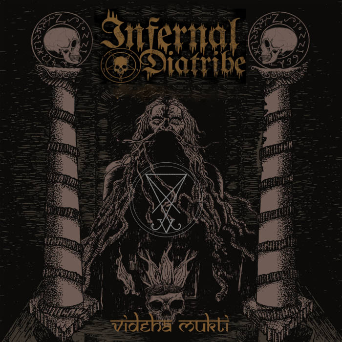 Videha Mukti (Occult Black Metal) cover art