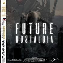 FUTURE NOSTALGIA EP cover art
