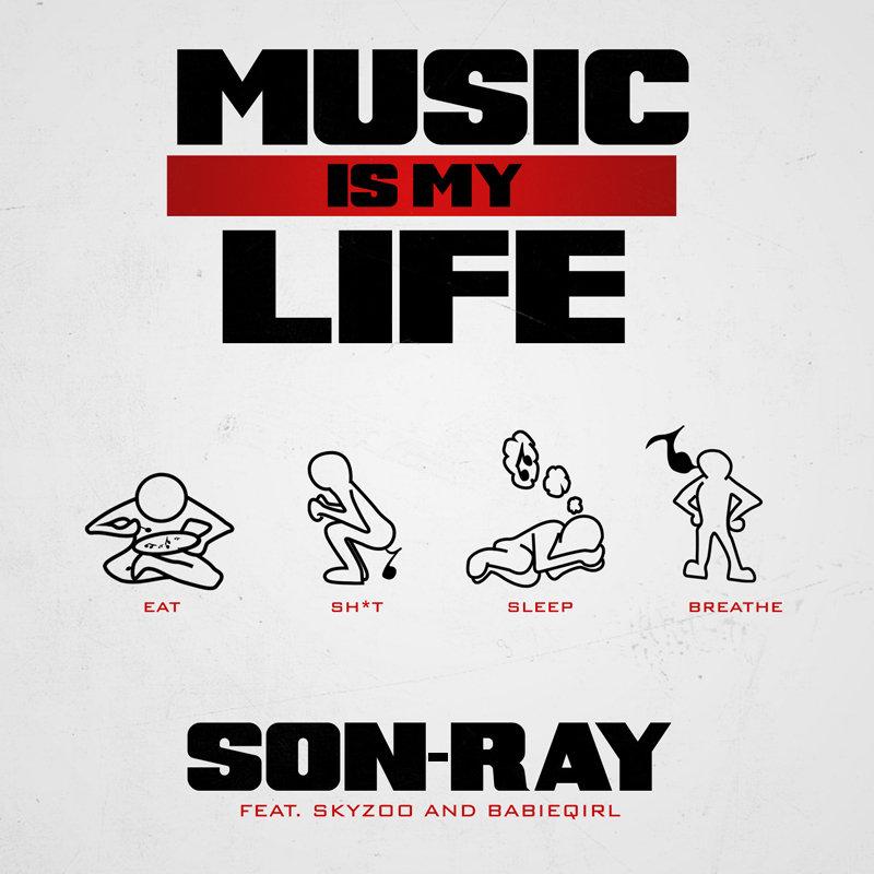 Enjoyable Music Is My Life Single Loyalty Digital Corp Download Free Architecture Designs Scobabritishbridgeorg