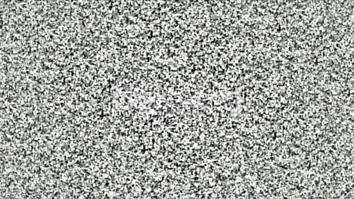Tv static - What is tv static ...