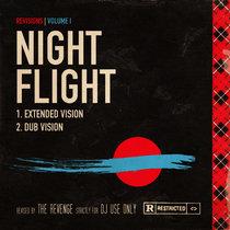 THE REVENGE | NIGHT FLIGHT [REVISIONS] cover art