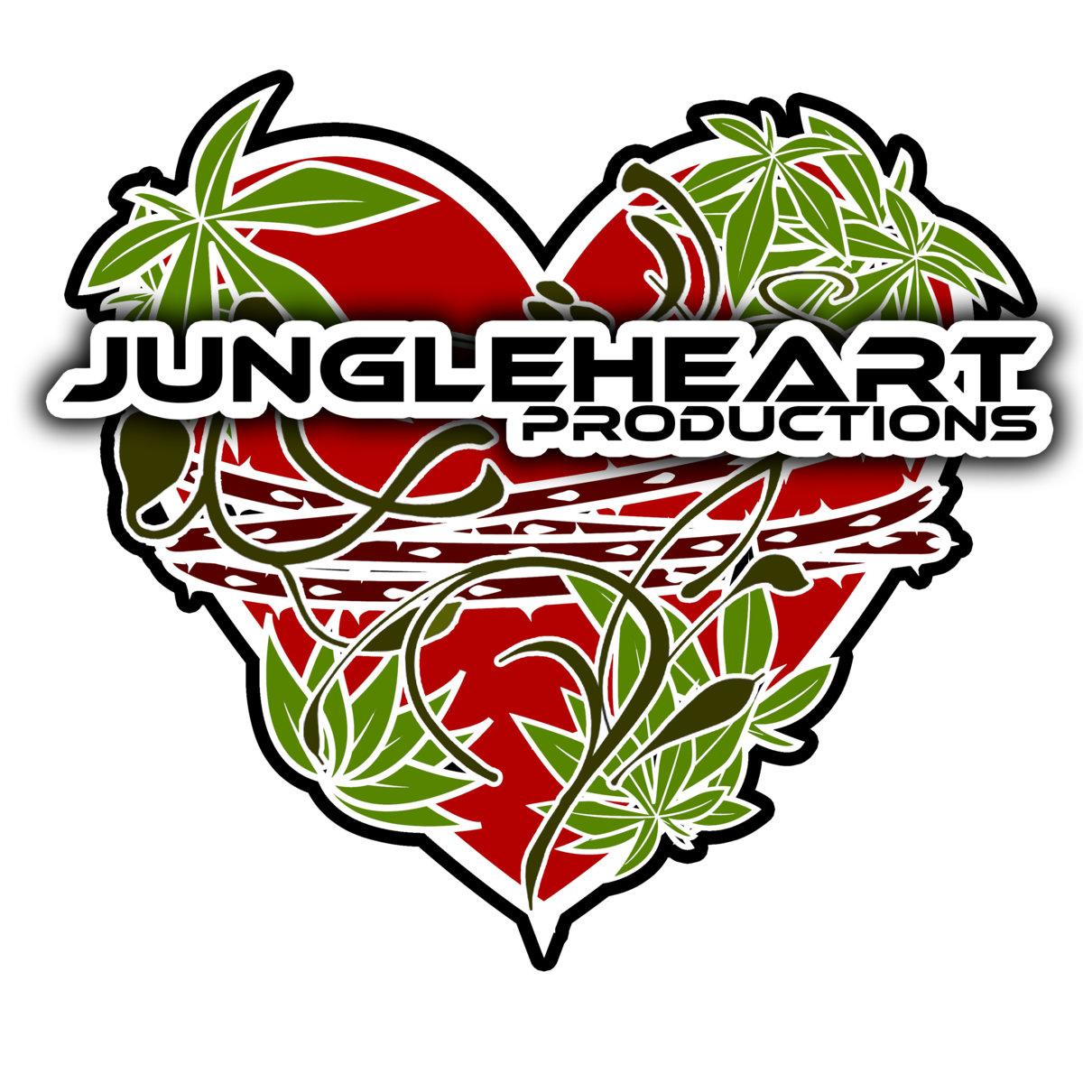 jungleheart productions image - Youtube White Christmas