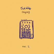 Odyssey Tape Vol.2 cover art