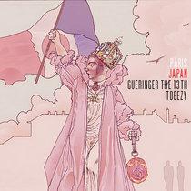 Paris, Japan cover art