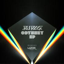 Odyssey EP [LAZOR13] cover art