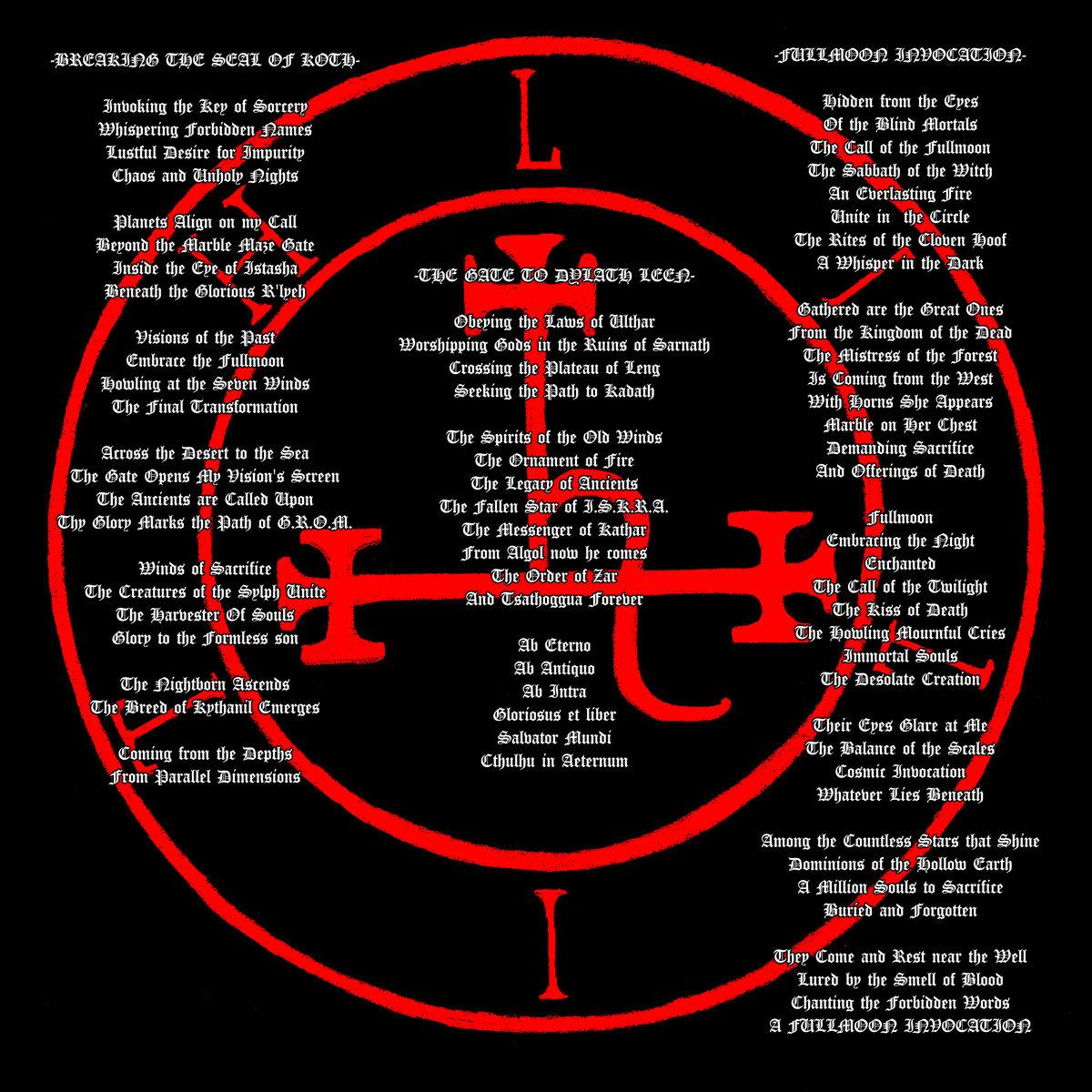 koonya cult circle