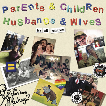 Parents & Children by Violet Mary
