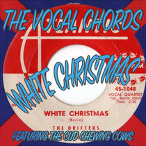 White Christmas cover art
