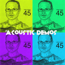 "45 ""Acoustic Demos"" cover art"