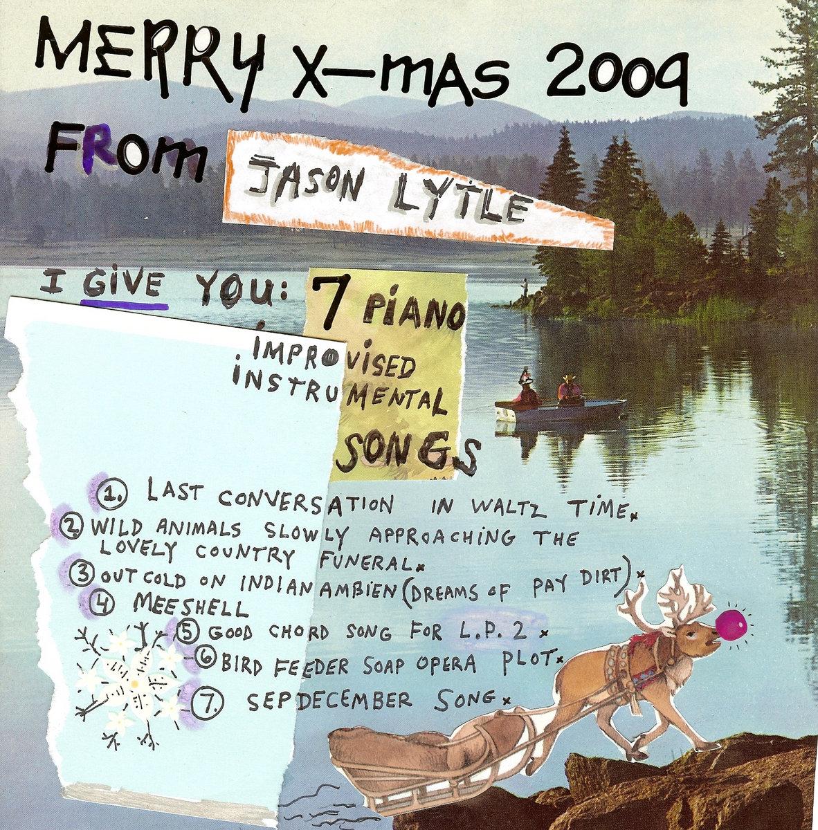 merry x-mas 2009 | jason lytle