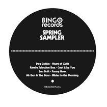 Bingo Records Spring 2018 Tour Sampler cover art