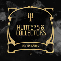 Hunters & Collectors - Bonus Beats cover art