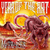 """Matriarchs """"Year Of The Rat"""" cover art"""