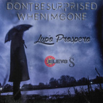 DONTBESURPRISEDWHENIMGONE cover art