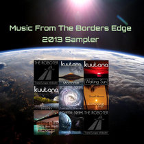 Music From The Borders Edge: 2013 Sampler cover art