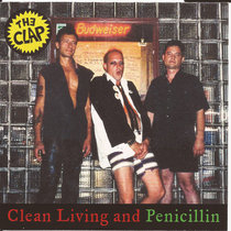 Clean Living and Pepicillin cover art