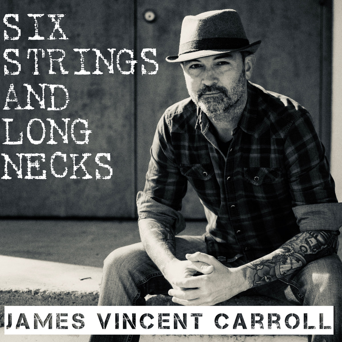 Six Strings and Longnecks by James Vincent Carroll