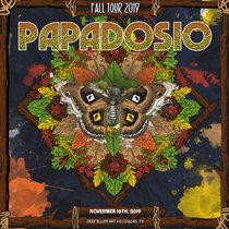 11.16.19   Deep Ellum Art CO   Dallas, TX cover art