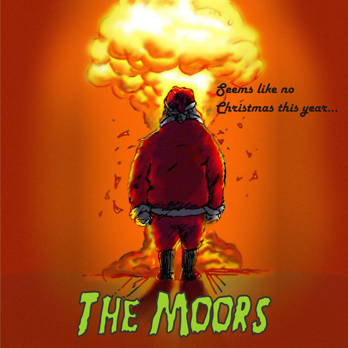 Seems like no Christmas this year | THE MOORS