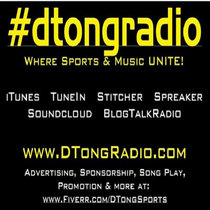 DTong Radio 7-22 - I'm flying so high cover art