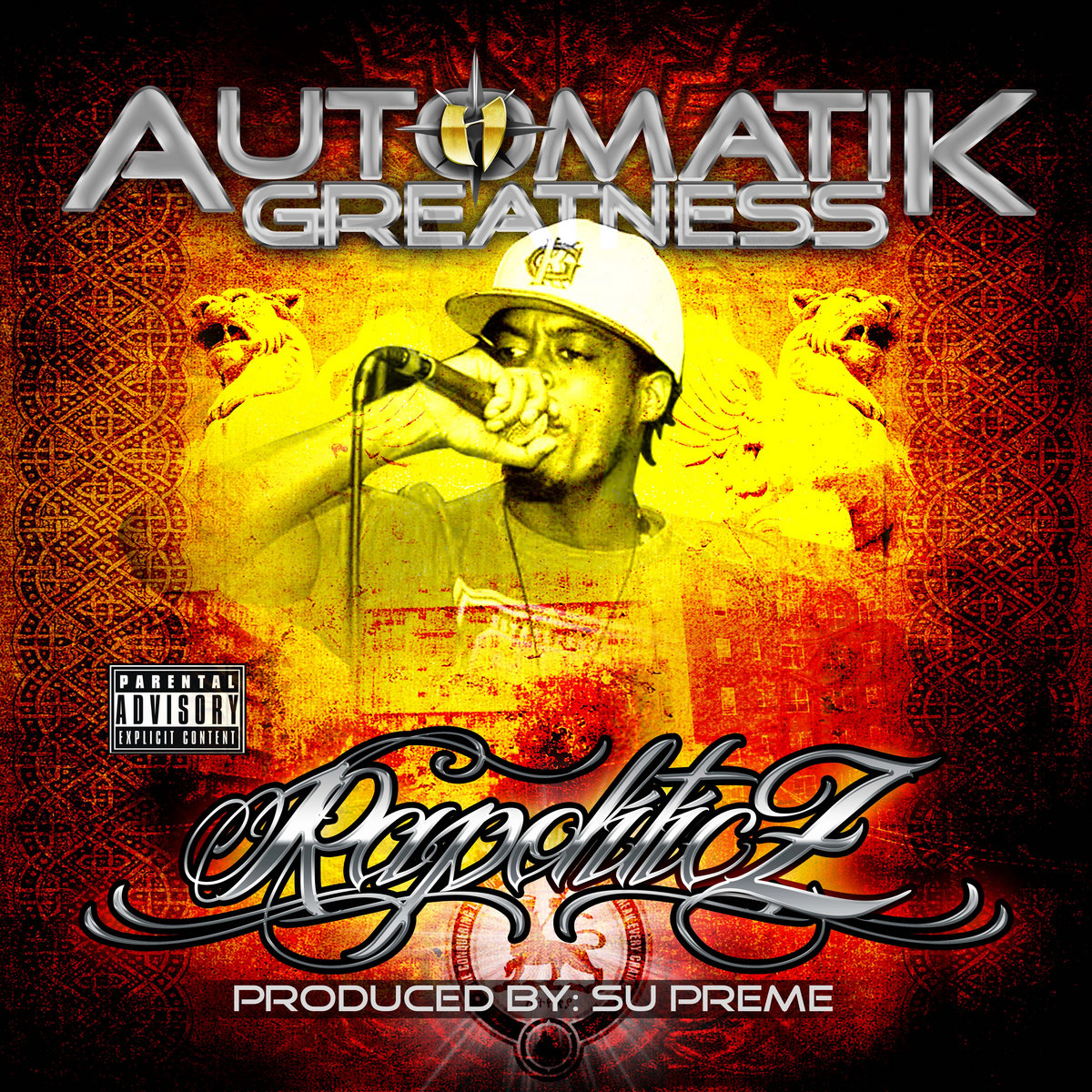 MY ELEVATIONPROD BY SUPREME Automatik Greatness - What is my elevation