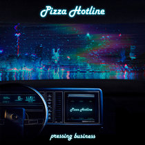 Pressing Business cover art