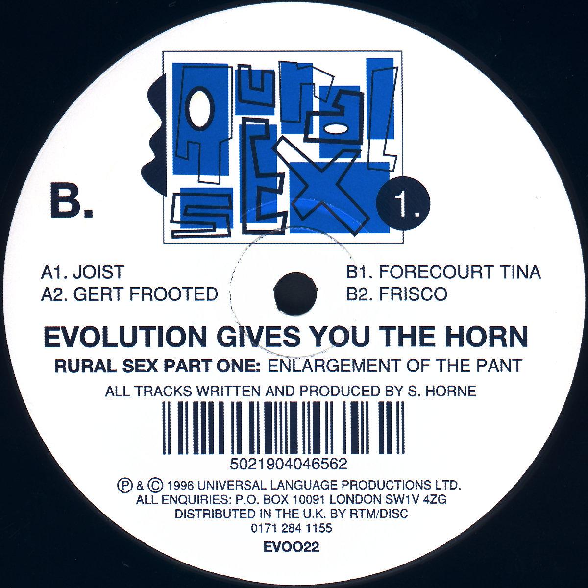 Horn e sex