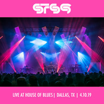 2019.04.10 :: House of Blues :: Dallas, TX cover art