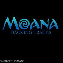 Moana - Backing Tracks cover art