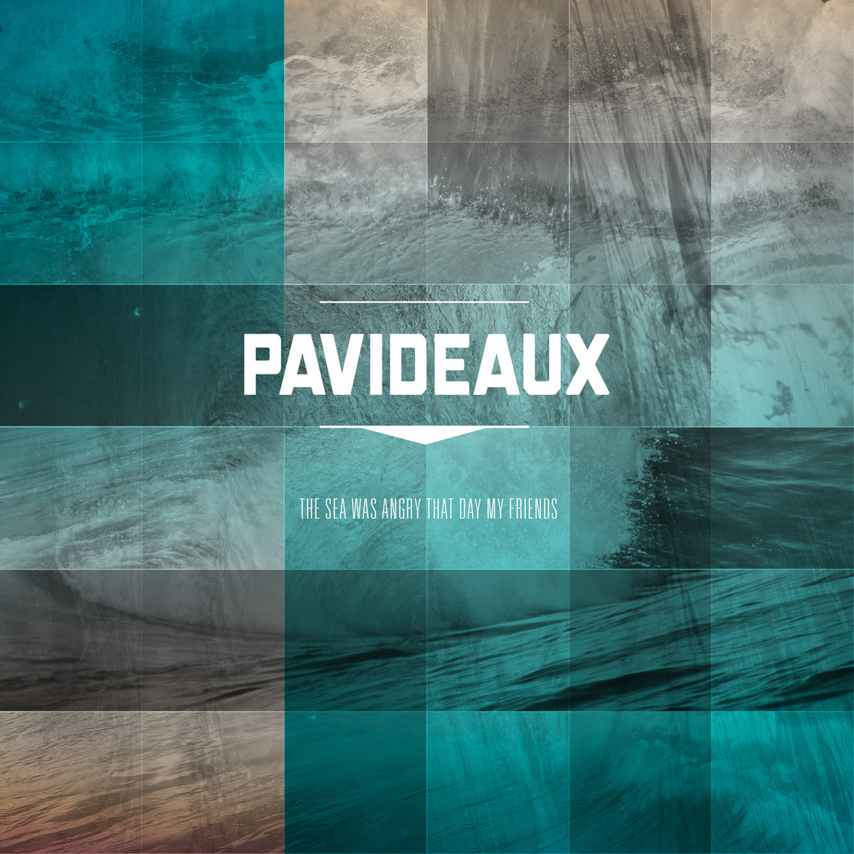 From The Sea Was Angry That Day My Friends By Pavideaux