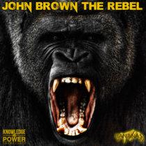 John Brown The Rebel - Bananas EP cover art