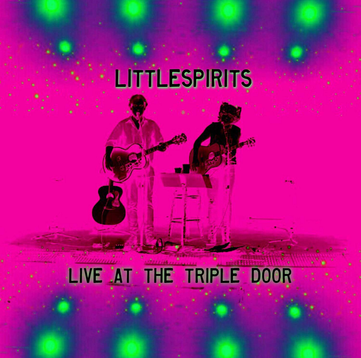 LITTLESPIRITS Live at The Triple Door & LITTLESPIRITS Live at The Triple Door | LITTLESPIRITS