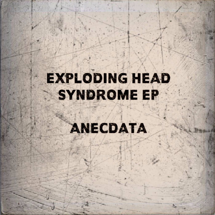 Cover - Exploding Head Syndrome