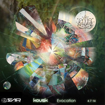 Evocation EP cover art
