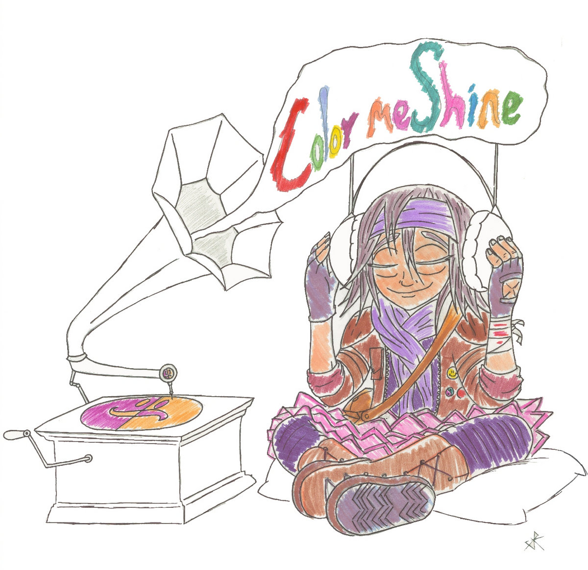 Color Me Shine | K•Sides