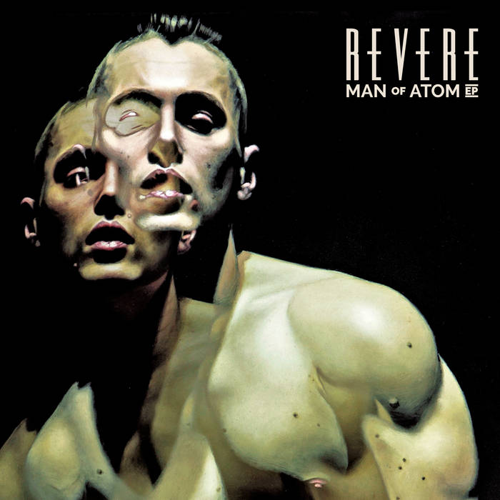 Man Of Atom EP cover art