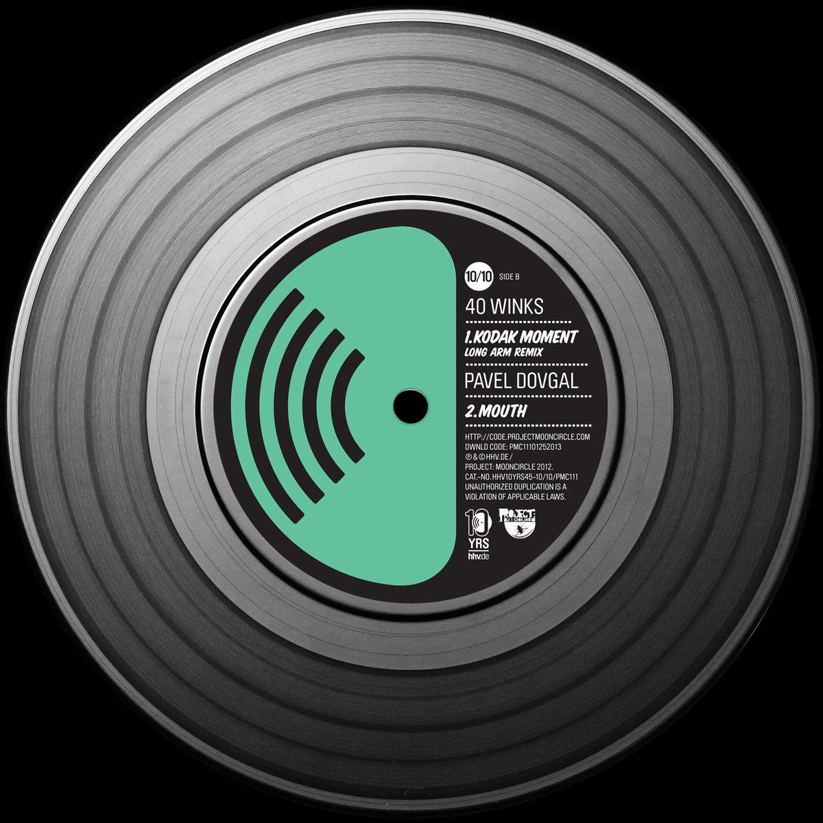 Kodak Moment (Long Arm Remix) | PROJECT MOONCIRCLE