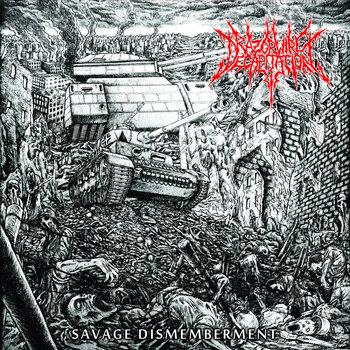 033 - Savage Dismemberment by RAZORWIRE DECAPITATION