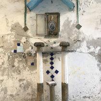 Shrines (a book of photographs) cover art