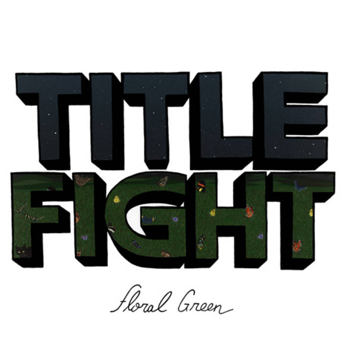 Image result for title fight floral green album cover