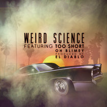 Weird Science cover art