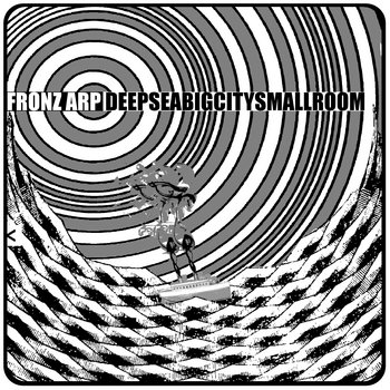 deepseabigcitysmallroom by Fronz Arp
