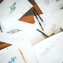 2021 Sketchbook cover art