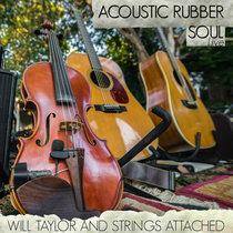 Acoustic Rubber Soul Live cover art