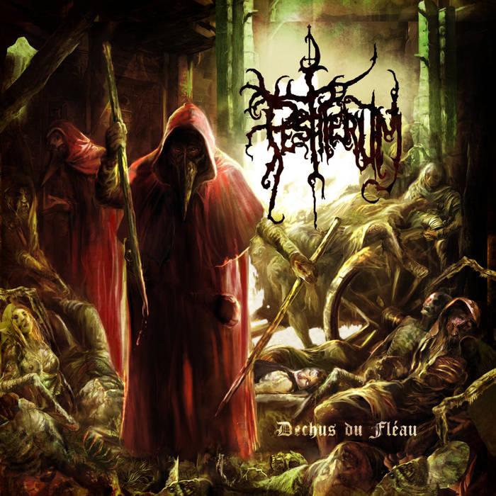 pestiferum - déchus du fléau - black metal